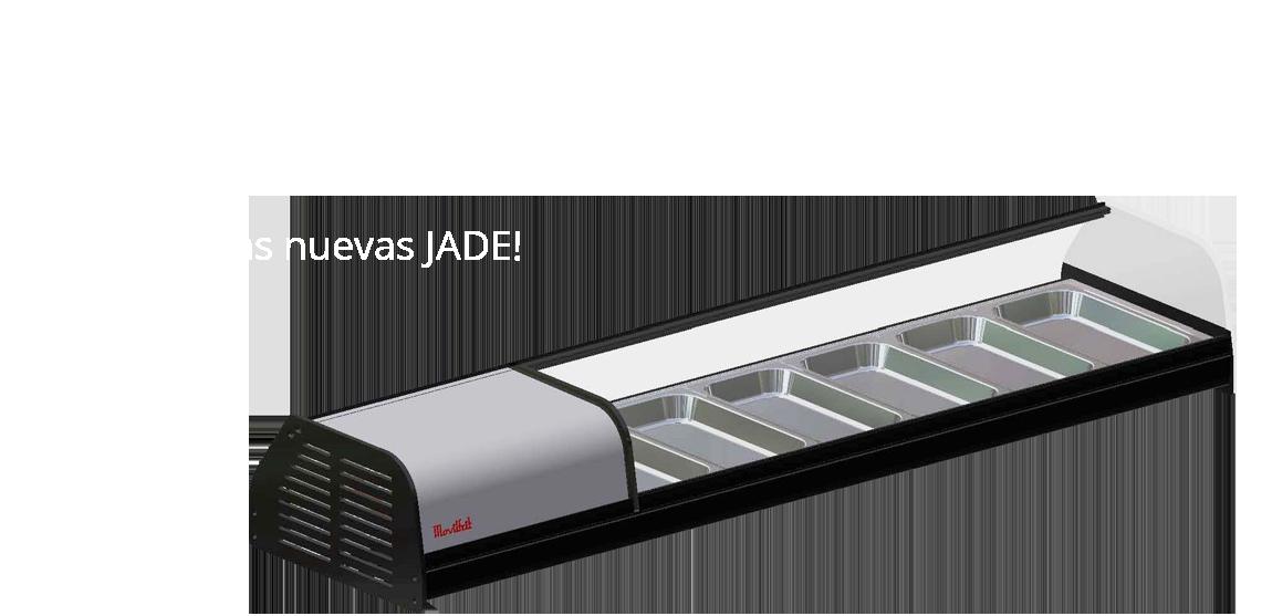 Vitrinas JADE