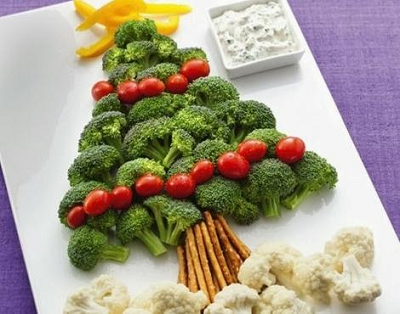 platos-motivos-navidenos-arbol-brocoli