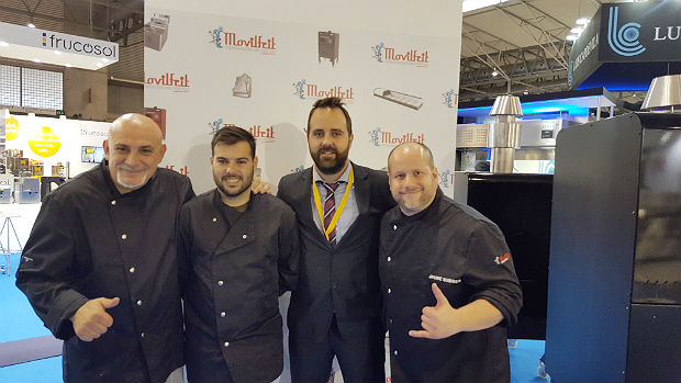 equipo-movilfrit-hostelco2016-miquel-fernandez-chefs