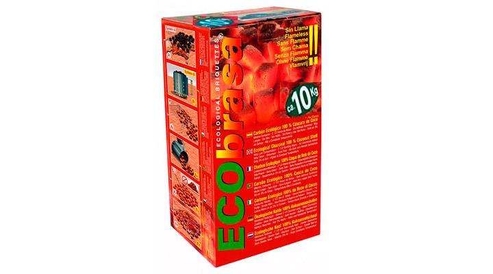 Charbon de Noix de Coco (10 kg)