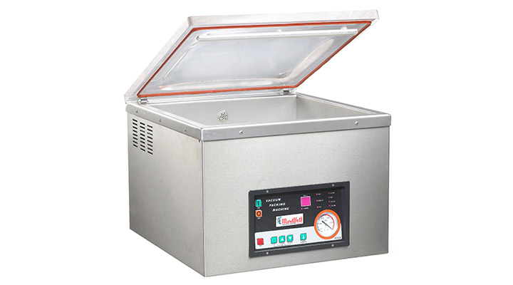Machine d'emballage sous-vide