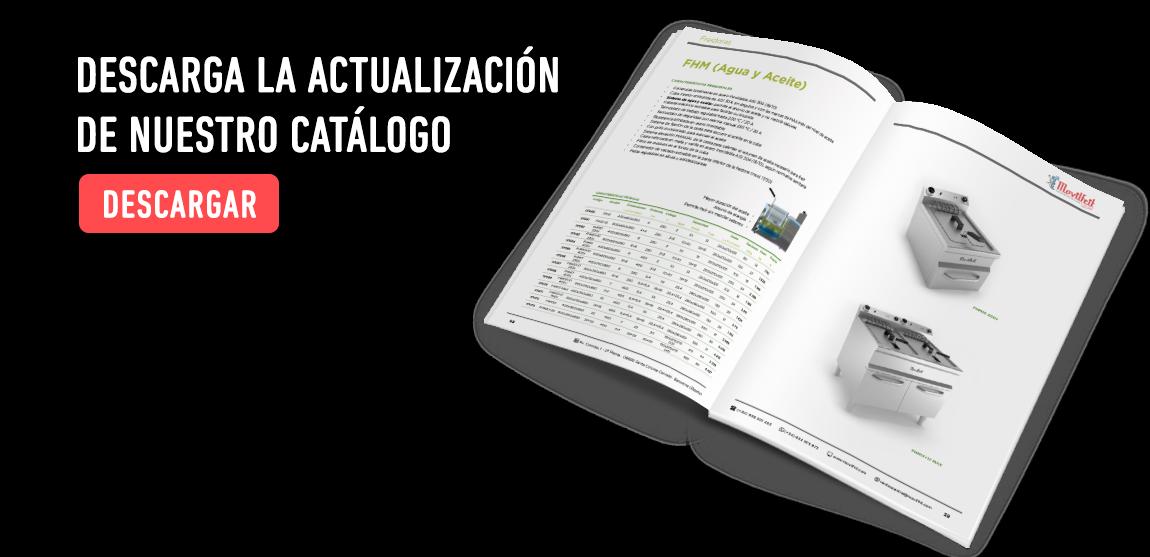 Descarga la actualización de nuestro catálogo